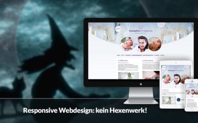 Responsive Webdesign – kein Hexenwerk!