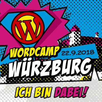 Saskia Lund als Referenting zum Thema SEO für Podcast-Blogger auf dem Wordcamp Würzburg 2018